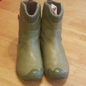 merrell polartec hiking boots